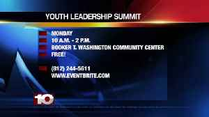 Youth Leadership Summit, Booker T. Washington Community Center [Video]