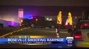 Placer County Investigators Identify Gunman in Roseville Shooting Rampage [Video]