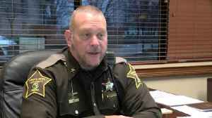 Sheriff John Plasse steps in as the new face of Crime Stoppers [Video]