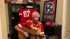 Chiefs fan continues with another version of 'Kansas City' [Video]