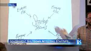 The effect of the government shutdown on small businesses. [Video]