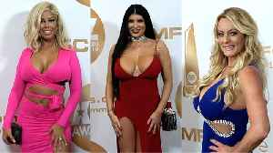 2019 XBIZ Awards Red Carpet Fashion Stormy Daniels, Romi Rain, Bridgette B and many more [Video]