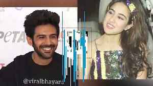 Kartik Aaryan ready for coffee date with Sara Ali Khan [Video]