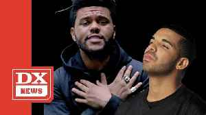 "The Weeknd Allegedly Disses Drake In New Song ""Lost In The Fire"" Saying He Wouldn't Hide His Baby [Video]"
