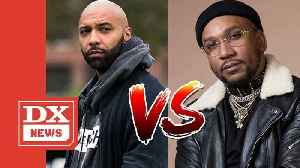 Joe Budden Says He'll End CyHi The Prynce's Career If He Comes Out Of Retirement [Video]