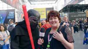 Uninformed Correspondent: Bootsie Hits Comic Con [Video]