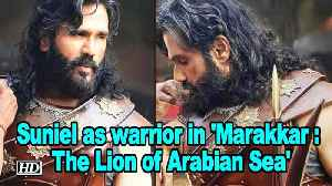 Suniel Shetty as fierce warrior in Priyadarshan period thriller [Video]