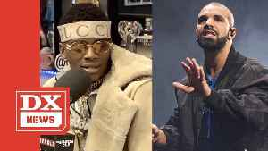 Soulja Boy Says Drake Stole His Bars & Flow On
