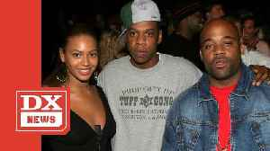Dame Dash Once Tried To Take Beyonce Away From Jay-Z Says Roc-A-Fella Producer Choke No Joke [Video]