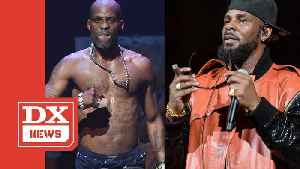 DMX Recalls Going To Record W/ R. Kelly & He Was Locked In A Room With A Minor [Video]