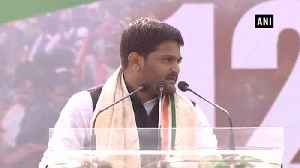 Subhash Bose fought against British, we have to fight against theives: Hardik Patel [Video]
