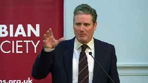 Keir Starmer sets out Labour's vision for a Brexit solution [Video]