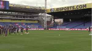 English Premier League Club, Crystal Palace, To House The Homeless In Its Stadium [Video]