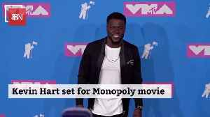 Kevin Hart Will Play In 'Monopoly' [Video]