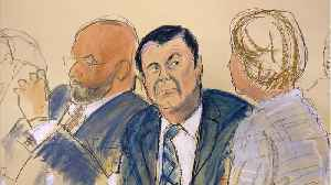 El Chapo's Right-Hand Man Testifies Against Mexican Druglord [Video]