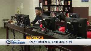 Cleveland joins national program to provide scholarships to students [Video]