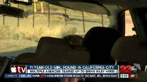 11-year-old girl found after running away from home for third time [Video]