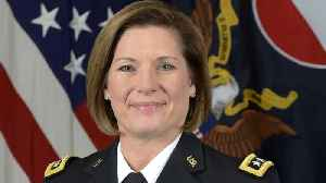 First Woman Leads U.S. Army's Largest Command [Video]