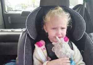 Little Girl Is Upset She Did Not Get Her Flu Vaccine [Video]