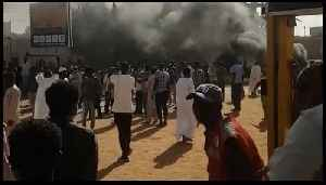 Gunfire Rings Out During Protests in Khartoum [Video]