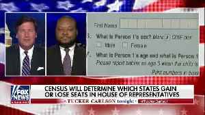 Tucker Carlson speaks about census citizenship question [Video]