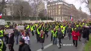 France faces a tenth wave of protests [Video]