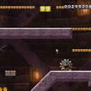 Grinding-Stone Tower | New Super Mario Bros. U: Secret exits and world skips [Video]