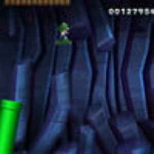 Crooked Cavern | New Super Luigi U: Secret exits and world skips [Video]