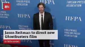 Who Ya Gonna Call...Director Jason Reitman [Video]