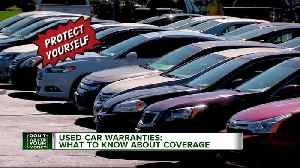 Used Car Warranties: What to Know About Coverage [Video]