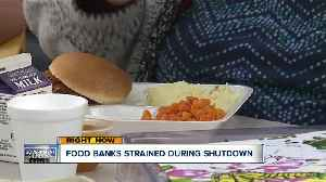 As government shutdown lingers, concern grows for SNAP recipients, food banks [Video]