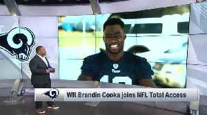 Los Angeles Rams wide receiver Brandin Cooks on NFC Championship Game: 'Trust the process' [Video]