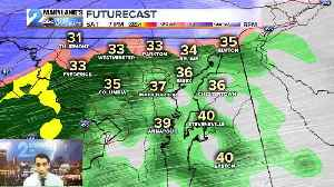 Another Wintry Mess This Weekend [Video]