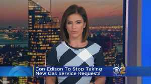 Con Ed Puts Moratorium On New Gas Service In Southern Westchester [Video]