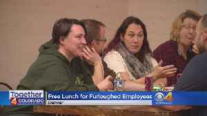 Furloughed Employees Get Free Lunch [Video]