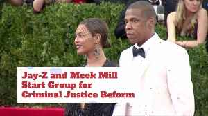 Jay Z And Meek Mill Are Taking Action For Justice Reform [Video]