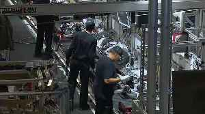 News video: Tesla Plans 7 Percent Staff Cut, Says Road Ahead 'Extremely Difficult'