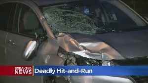Police Find Car Possibly Involved In Deadly Hit And Run [Video]