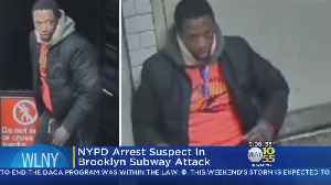 Police Arrest Man In Subway Sexual Assault, Robbery Case [Video]