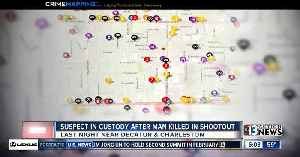 More than 20 bullets fired in the neighborhood [Video]