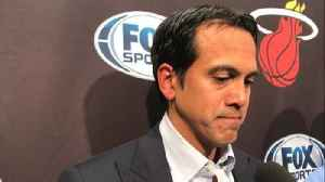 Erik Spoelstra: Loss in Detroit 'a little bit of everything' [Video]