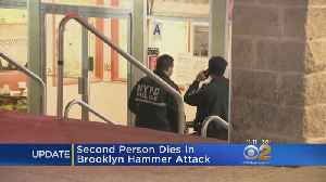 Second Person Dies In Hammer Attack At Brooklyn Restaurant [Video]