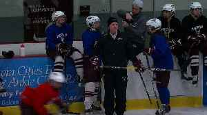 South St. Paul's Dave Palmquist Looks Back At 25 Years Of Girls' Hockey [Video]