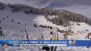 Skier Killed In Taos, New Mexico Starting New Life In Colorado [Video]