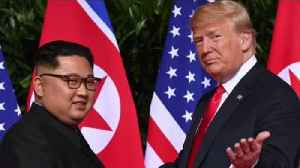 Second summit: Donald Trump and Kim Jong Un set to meet in February [Video]