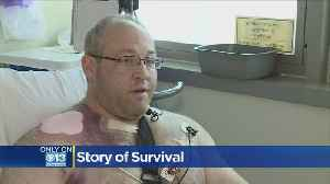 Shooting Victim Shares Miraculous Story Of Survival [Video]