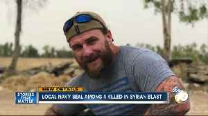 Local Navy Seal among 4 killed in Syrian Blast [Video]