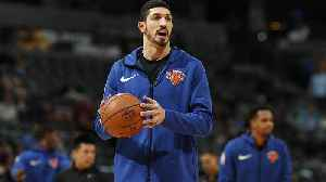 """NBA star Enes Kanter speaks out over """"terrorist"""" claims [Video]"""