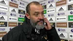 Nuno salutes 'fantastic' game [Video]