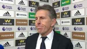Puel: It's our own fault [Video]